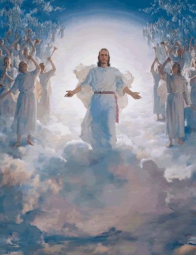 Пришествие Господа Иисуса Христа апокалипсис
