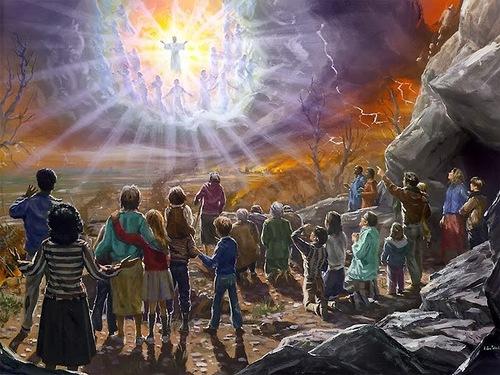 Второе пришествие апокалипсис