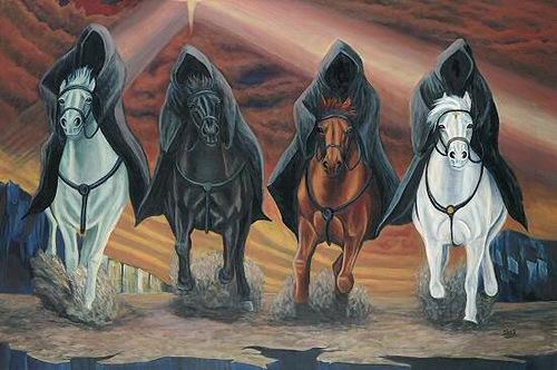 Четыре всадника апокалипсис