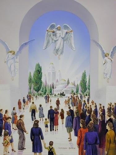 Новый Иерусалим апокалипсис